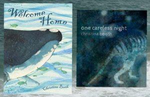 Christina Booth books