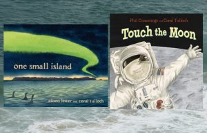 Some of Coral Tullochs books