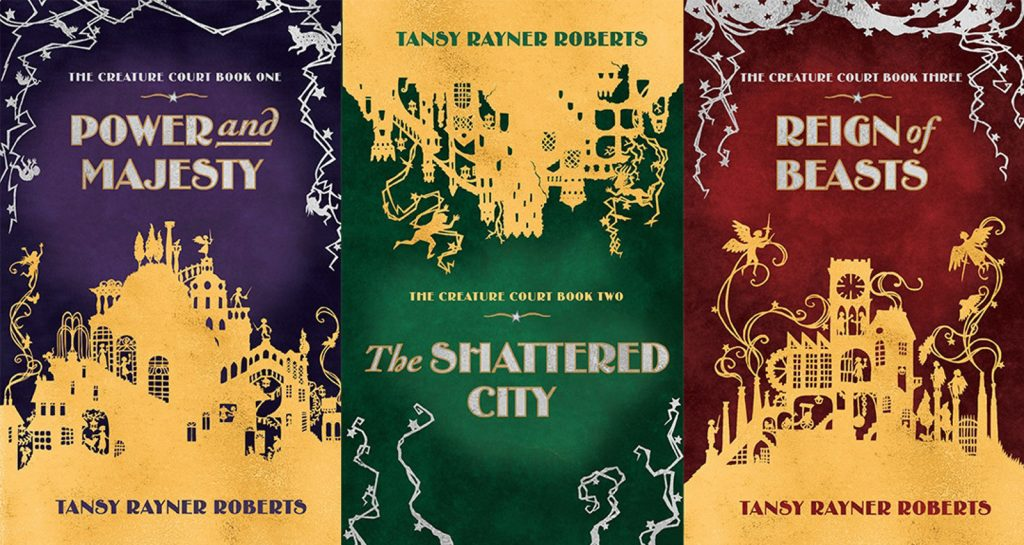 Tansy Rayner Roberts Creature Court series.