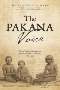 The Pakana Voice cover
