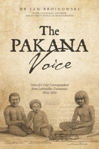The Pakana Voice cover