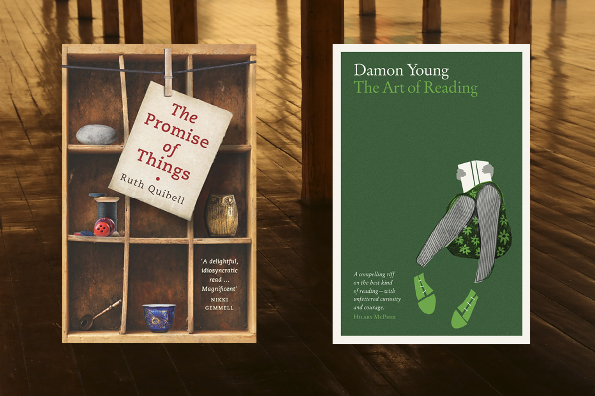 Young and Quibell books