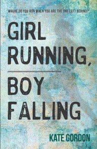 Girl Running Boy Falling cover