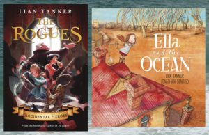 Some of Lian Tanners books