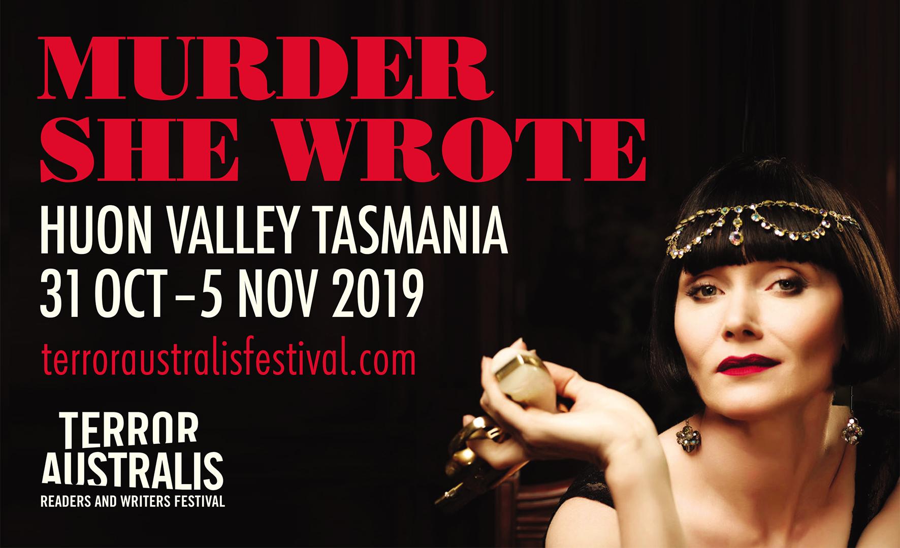 Murder She Wrote Festival