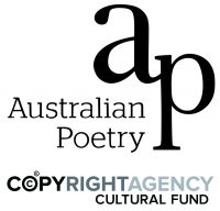 Australian Poetry and Copyright Agency Cultural Fund logos