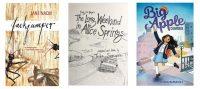 Novels by Joshua Santospirito, Alyssa Bermudez and Jane Naqvi