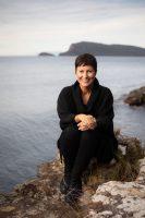 Heather Rose - Bruny Island by Peter Mathew
