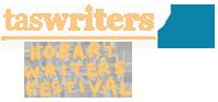 TasWriters Hobart Writers Festival text Logo