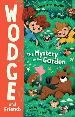 Wodge The Mystery in the Garden